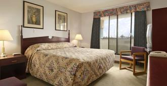 Super 8 by Wyndham Red Deer - Red Deer - Bedroom