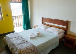 Beira Mar Hostel - Vila do Abraao - Chambre