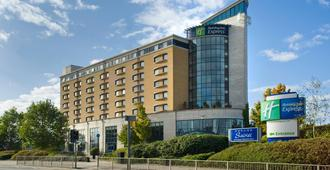 Holiday Inn Express London - Greenwich - London - Gebäude