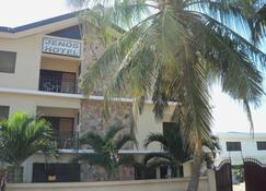 Jenos Hotels - Accra - Building