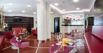 Hotel Majorana - Rende - Lobby