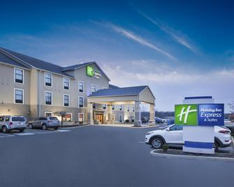 Holiday Inn Express & Suites Circleville - Circleville - Building