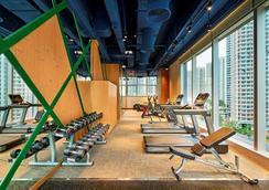 Hotel Cozi Wetland - Hong Kong - Gym
