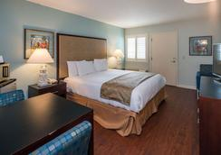 Morro Shores Inn And Suites - Morro Bay - Bedroom