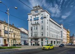 Hotel Palác - Olomouc - Byggnad