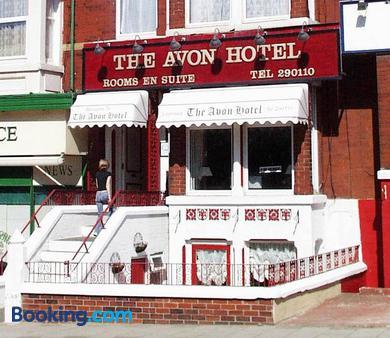 The Avon - Blackpool - Building