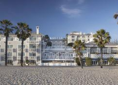 Shutters on the Beach - Santa Monica - Rakennus
