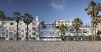 Shutters on the Beach - Santa Monica - Building