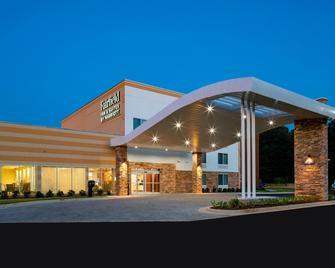 Fairfield Inn and Suites by Marriott Batesville - Batesville - Gebouw
