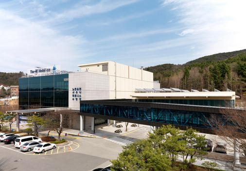 The K Hotel Gyeongju - Gyeongju - Edificio
