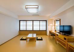 The K Hotel Gyeongju - Gyeongju - Camera da letto