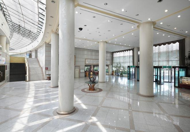 The K Hotel Gyeongju - Gyeongju - Ingresso