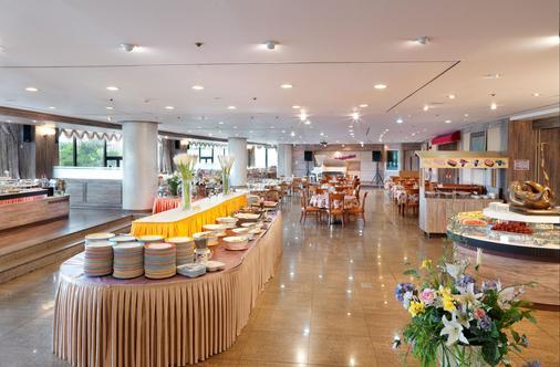The K Hotel Gyeongju - Gyeongju - Μπουφές