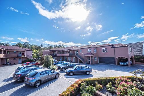 162 Kings of Riccarton Motel - Christchurch - Toà nhà
