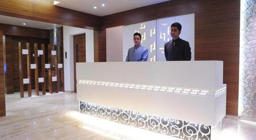 Hotel Royal Park - Mumbai - Front desk