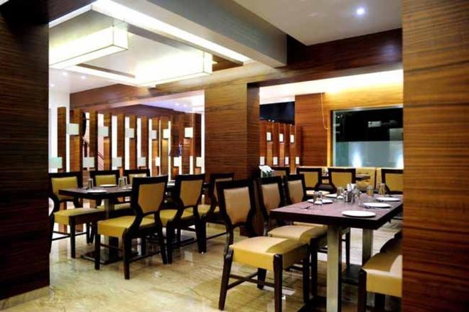 Hotel Royal Park - Mumbai - Restaurant