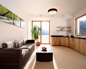Almfamilyhotel Scherer - Obertilliach - Sufragerie