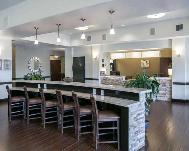 Sleep Inn & Suites Round Rock - Round Rock - Bar