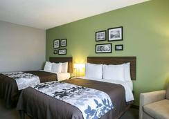 Sleep Inn & Suites Round Rock - Round Rock - Phòng ngủ