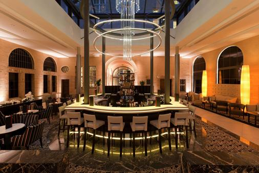 萊比錫漢德爾斯霍夫施泰根博閣大酒店 - 萊比錫 - 萊比錫 - 酒吧