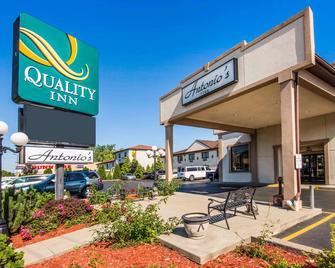 Quality Inn Niagara Falls - Cataratas del Niágara - Edificio