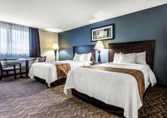 Quality Inn - Niagaran putoukset - Makuuhuone
