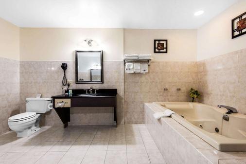 尼亞加拉瀑布品質酒店 - 尼加拉瀑布 - 尼亞加拉瀑布 - 浴室