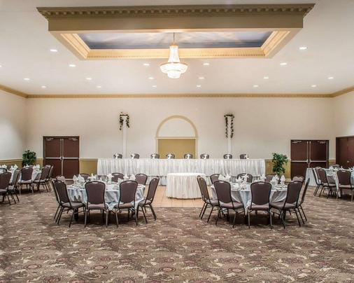 尼亞加拉瀑布品質酒店 - 尼加拉瀑布 - 尼亞加拉瀑布 - 宴會廳