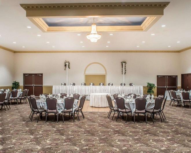 Quality Inn - Niagaran putoukset - Juhlasali
