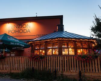 Penzion Pohoda - Trutnov - Budova