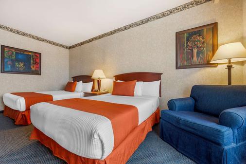 Quality Inn Monterrey La Fe - Guadalupe (Nuevo León) - Bedroom