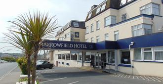 Barrowfield Hotel - Newquay - Toà nhà
