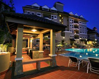 The Nomad Serviced Residences Bangsar - Kuala Lumpur - Edifício