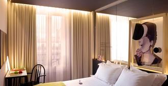 Hôtel Gaston - פריז - חדר שינה