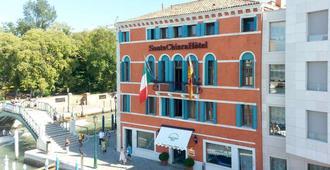 Santa Chiara Hotel - Венеция - Здание