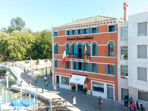 Santa Chiara Hotel - Venice - Building