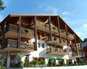 Castel Club Leysin Parc Resort - Leysin - Building