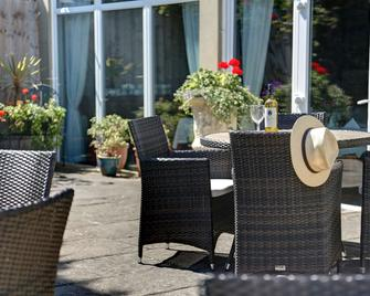 Best Western Brook Hotel, Felixstowe - Філікстоу - Патіо