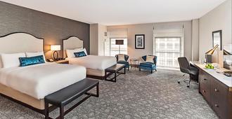 Intercontinental Chicago Magnificent Mile, An Ihg Hotel - שיקאגו - חדר שינה
