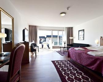 Hotel Marina - Grenaa - Ložnice