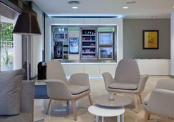 NH Ciudad de Santander - Santander - Lounge