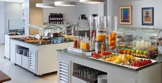 NH 華桑坦德酒店 - 聖塔坦德 - 桑坦德 - 餐廳