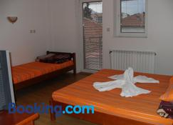 Apartments Joce - Ohrid - Bedroom