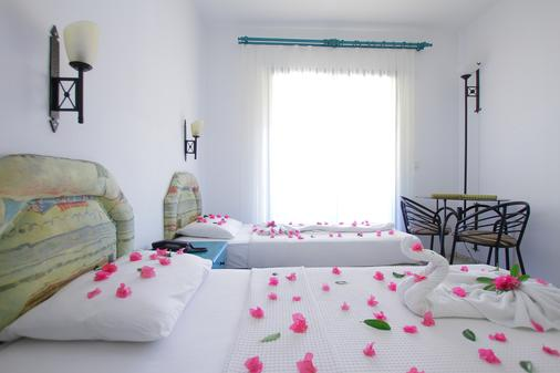 Grand Aquarium - İçmeler - Bedroom