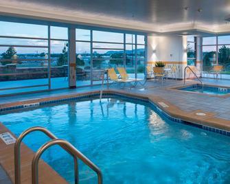Fairfield Inn & Suites by Marriott Scottsbluff - Scottsbluff - Bazén