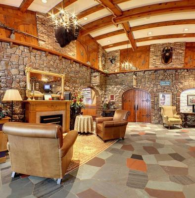 Old Orchard Inn & Spa - Wolfville - Lobby