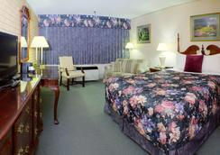 Old Orchard Inn & Spa - Wolfville - Bedroom