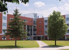 主教大學酒店 - 社布魯克 - 舍布魯克 - 建築