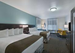 Oxford Suites Bellingham - Bellingham - Schlafzimmer