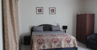 White Stone Lodge - Accra - Bedroom